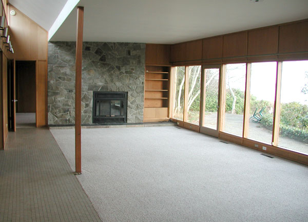 Fantastic Floor To Ceiling Windows Span The 36 Ft Length Of This Living  Room.